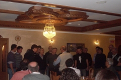 Coro Cima Tosa Bolbeno Cena Aprile 2012