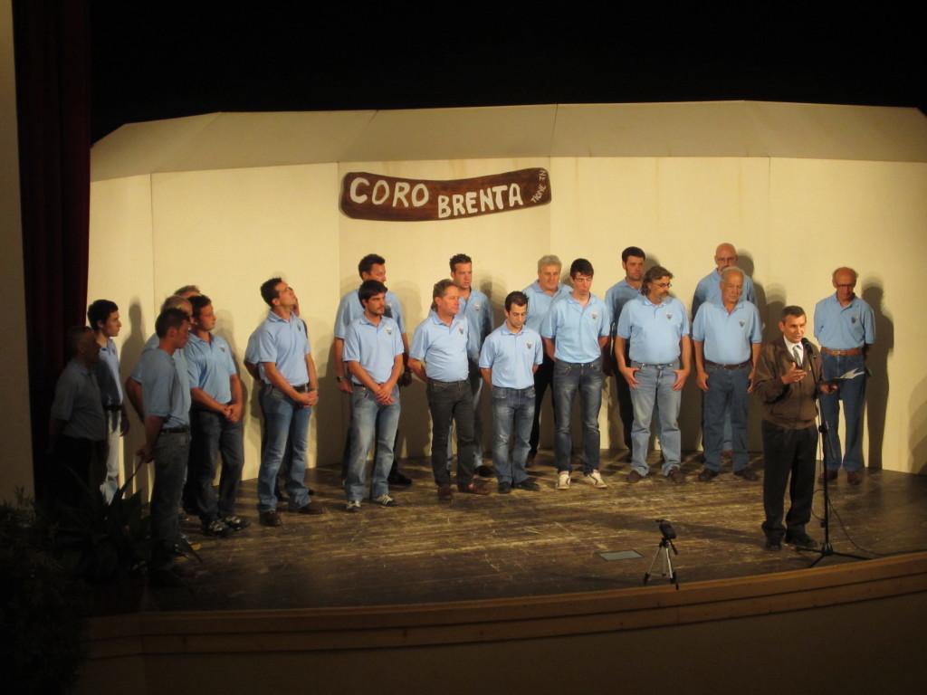 Coro Cima Tosa Bolbeno 2011