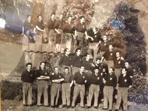 Foto Storica del Coro Cima Tosa Bolbeno, provincia di Trento